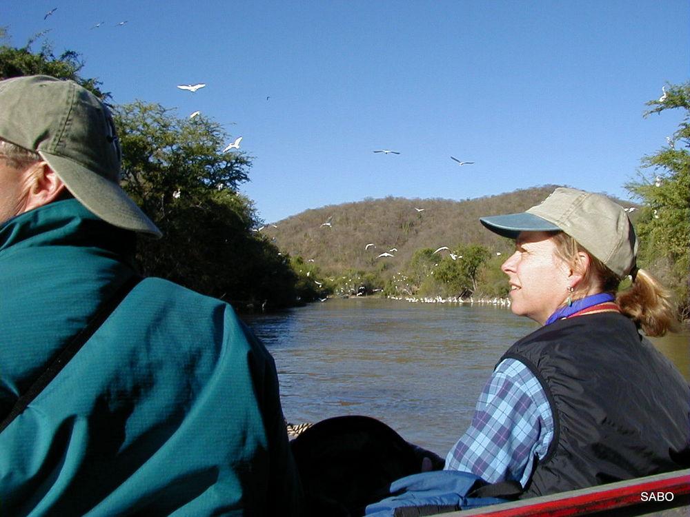 Rio Mayo float trip